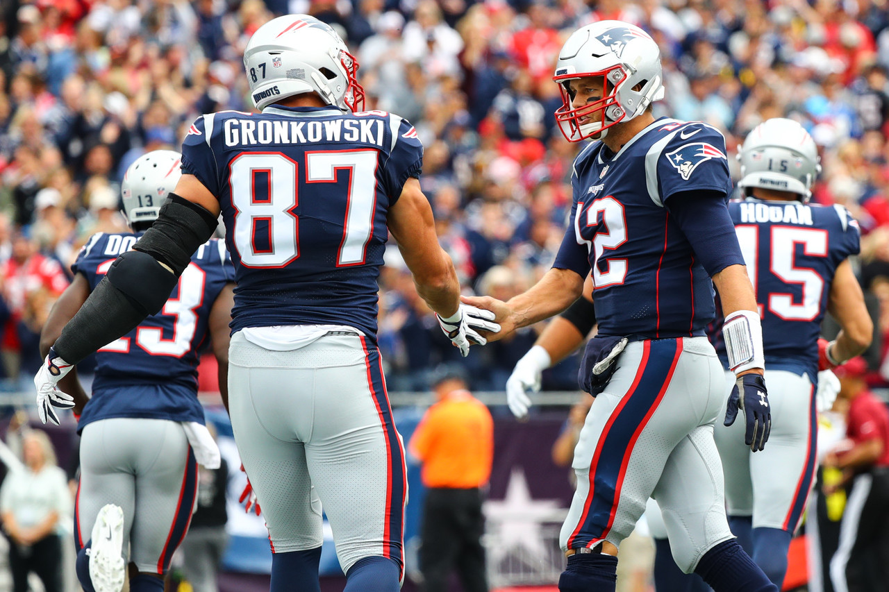 How The New England Patriots Advanced To Super Bowl Liii