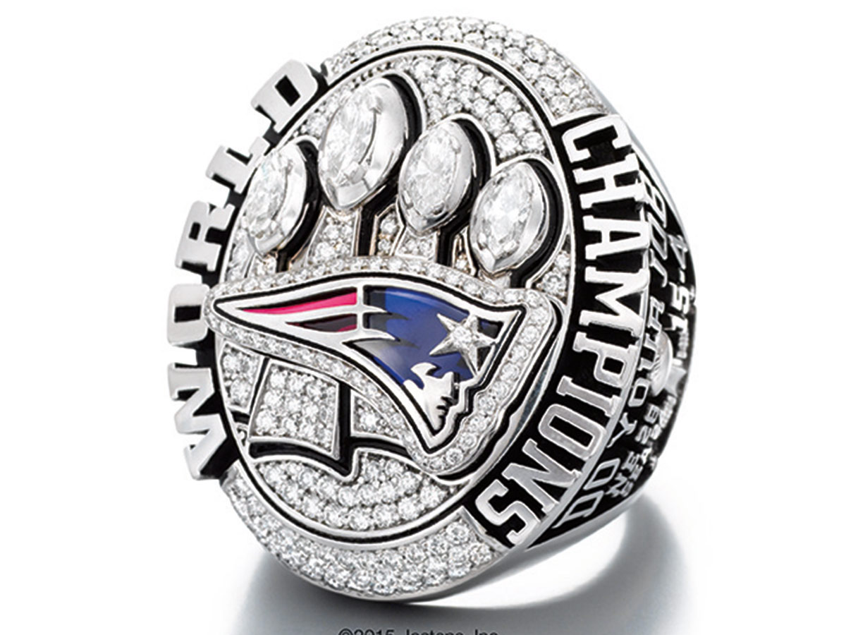 Photos The Super Bowl Rings
