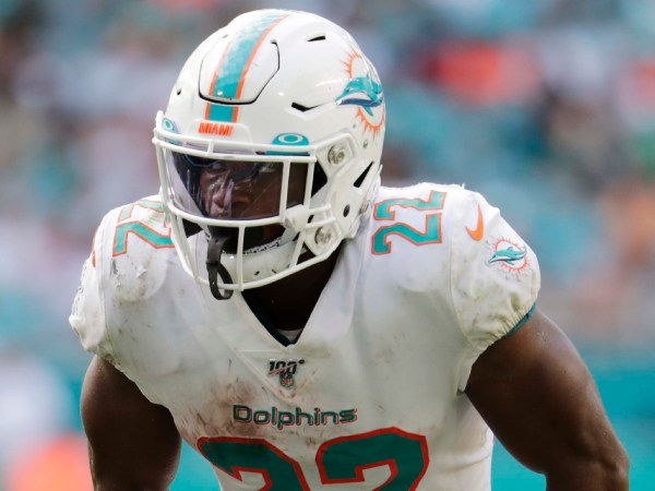 Rb Mark Walton Working For More Opportunities Mark Walton