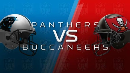 Image result for panthers vs buccaneers