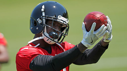 Image result for calvin ridley falcons