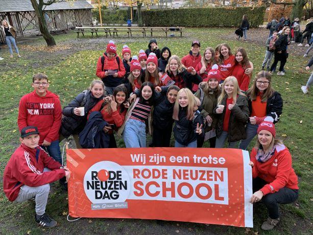 GO! Middenschool is Rode Neuzen School