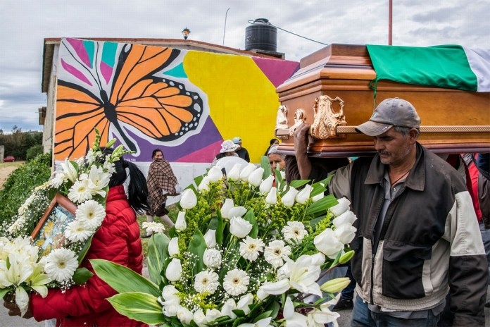 Missing Mexican environmental activist found dead