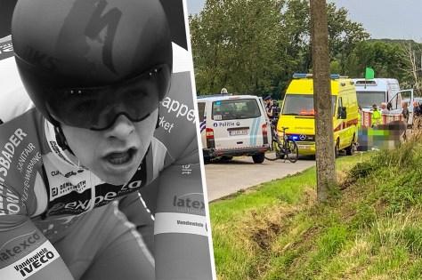 """O mundo do ciclismo de luto: """"Niels se destacou por sua simplicidade.  Realmente um cara legal """""""