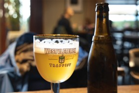"""Only café where Westvleteren is for sale has to close because of """"unsafe situation"""""""