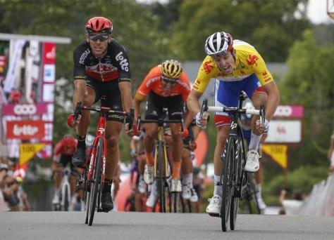 """Philippe Gilbert ainda tem dez dias para se preparar para o Tour: """"As pernas ainda não estão boas"""""""