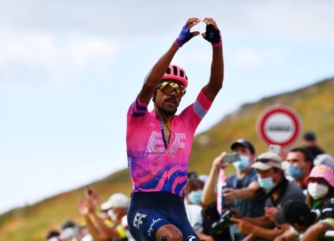 Relatório da décima terceira etapa Tour de France: muito forte Martinez rola BORA hansgrohe, Roglic coloca Bernal em uma desvantagem maior