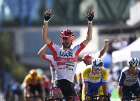 Diego Ulissi corre para a vitória em Luxemburgo, Capiot e Philipsen entre os cinco primeiros
