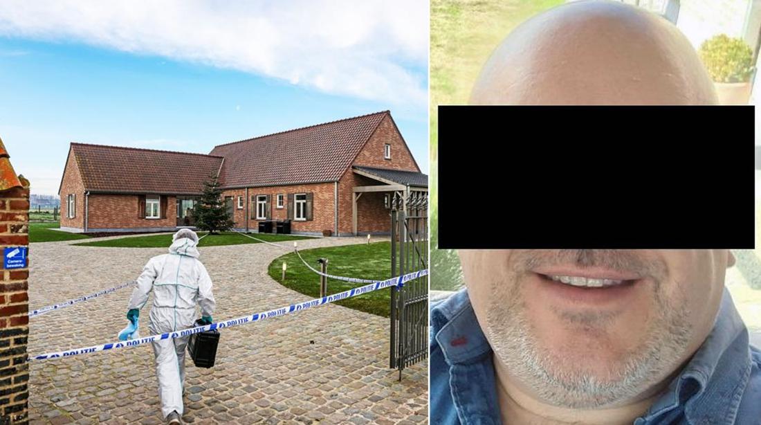 """Eerst zijn zoon vermoord in hun villa, daarna naar zijn ex gereden om haar dood te steken op haar verjaardag: """"We zijn in shock"""""""