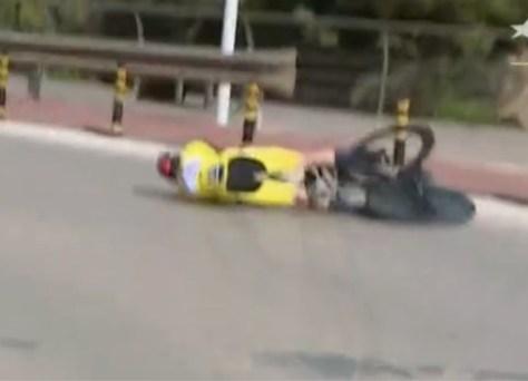 Kasper Asgreen vence contra-relógio na Volta ao Algarve, Ethan Hayter continua líder apesar de grave acidente