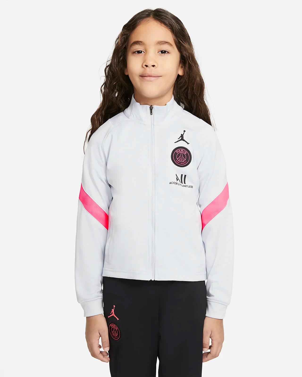 paris saint germain strike fussball trainingsanzug fur jungere kinder