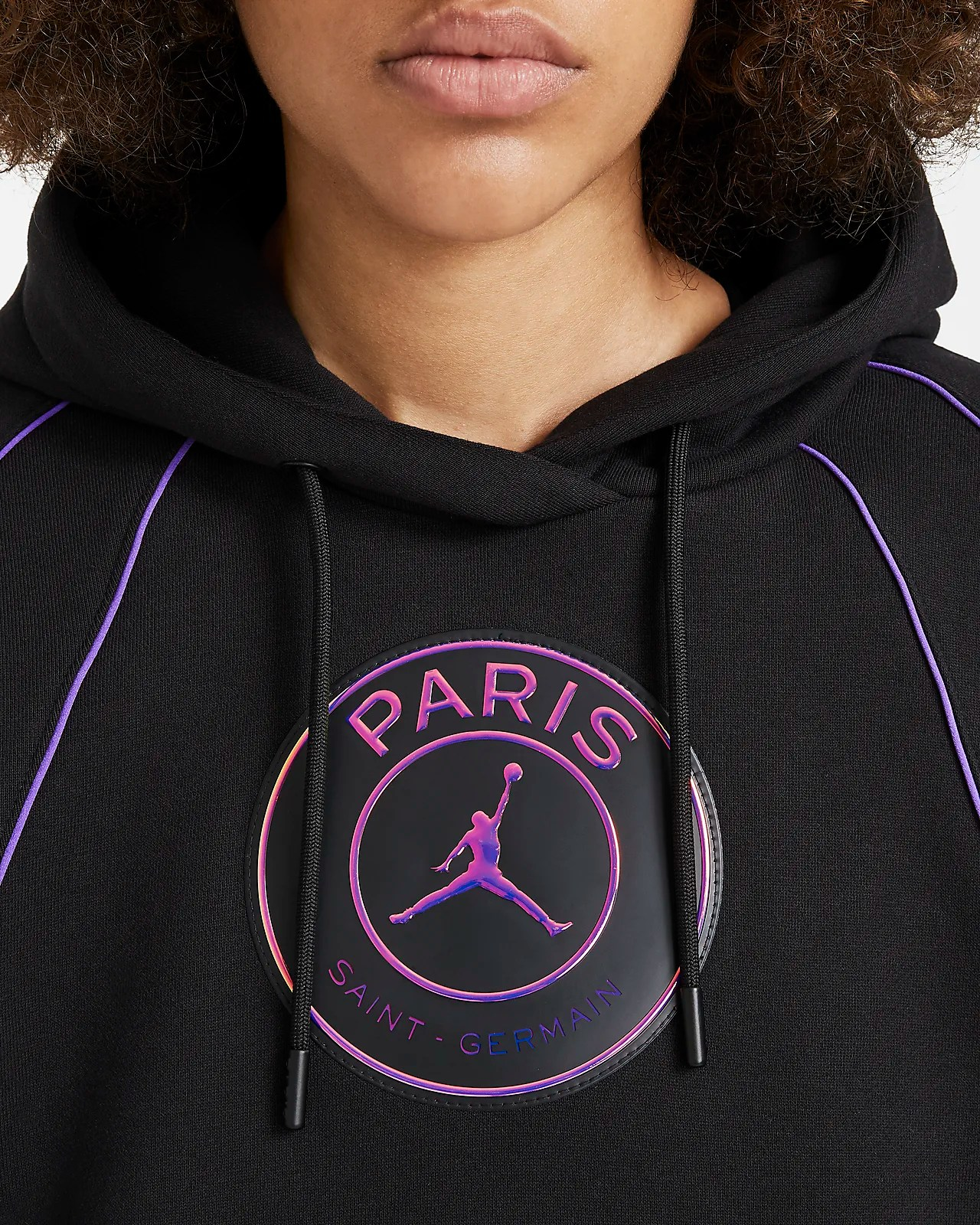 paris saint germain damen hoodie