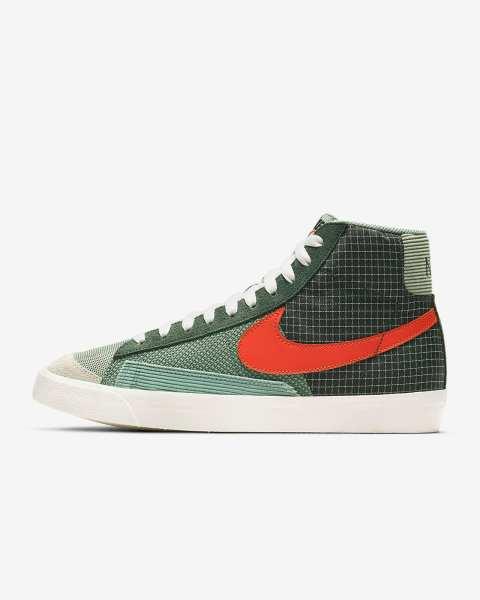 Nike Blazer Mid '77 Patch 'Galactic Jade' .97 Free Shipping