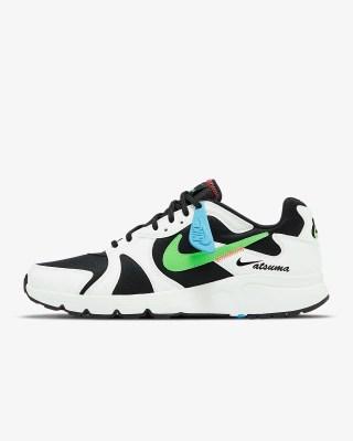 Nike Atsuma 'Summit White / Green Strike' .97 Free Shipping