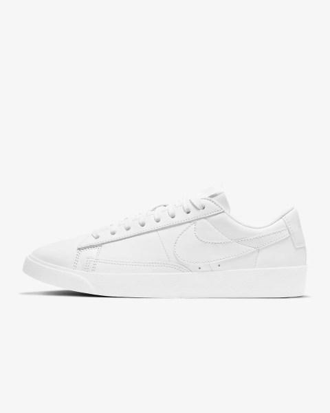 Nike Blazer Low LE 'Triple White' .97 Free Shipping