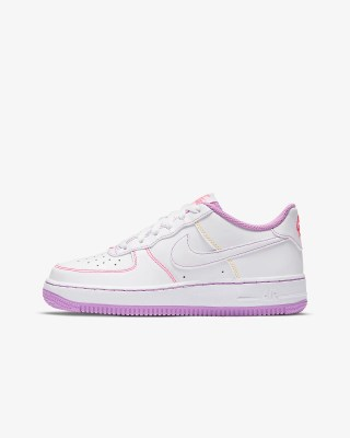 GS Nike Air Force 1 'Fuchsia Glow / Hyper Pink'
