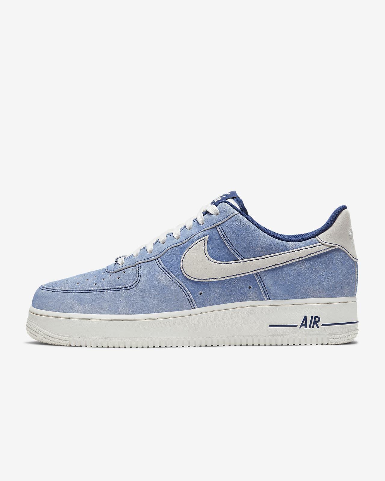 Nike Air Force 1 '07 LV8 'Blue Void'
