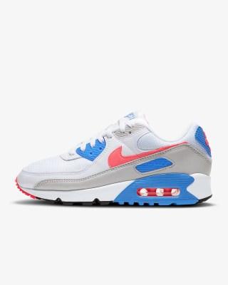 Nike Air Max 90 OG 'Crystal Blue / Coral Pink'