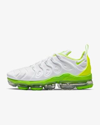 Nike Air VaporMax Plus 'White / Mean Green'