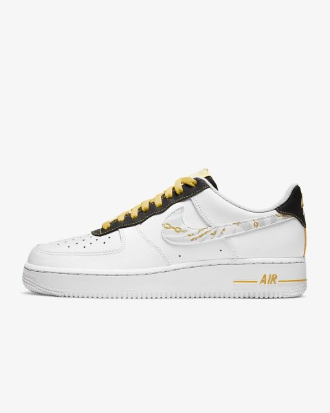 Nike Air Force 1 '07 LV8 'Gold Link'