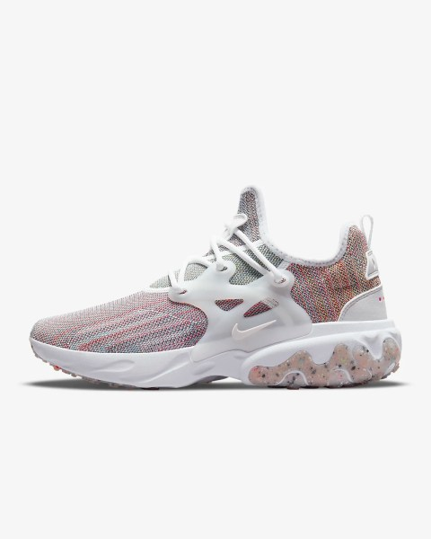 Nike React Presto FlyKnit 'Multi-Color' .97 Free Shipping