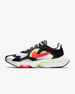 Nike Air Zoom Division 'Volt / Flash Crimson' .97 Free Shipping