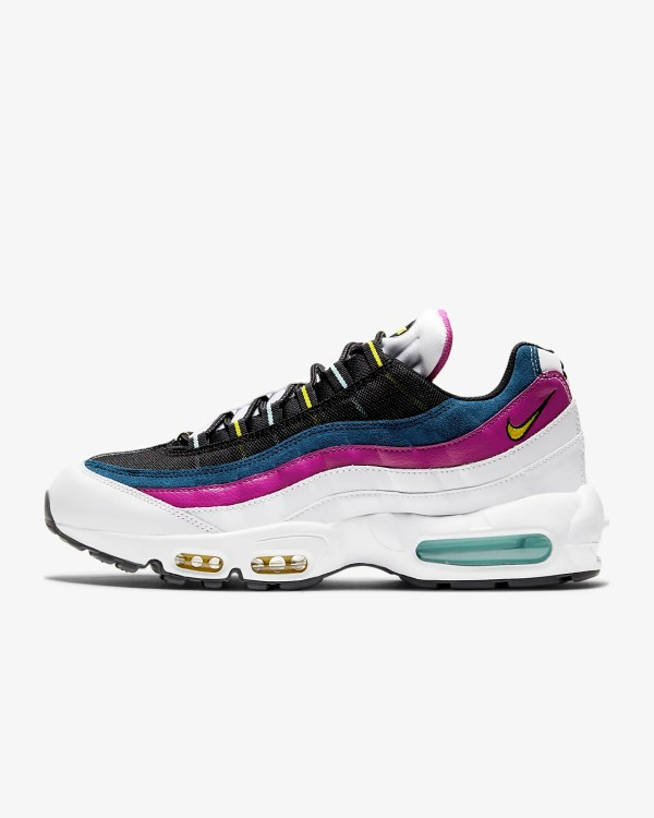 Nike Air Max 95 'Valerian / Speed Yellow' 5.97 Free Shipping