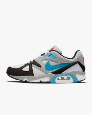 Nike Air Structure OG 'Infrared / Neo Teal'