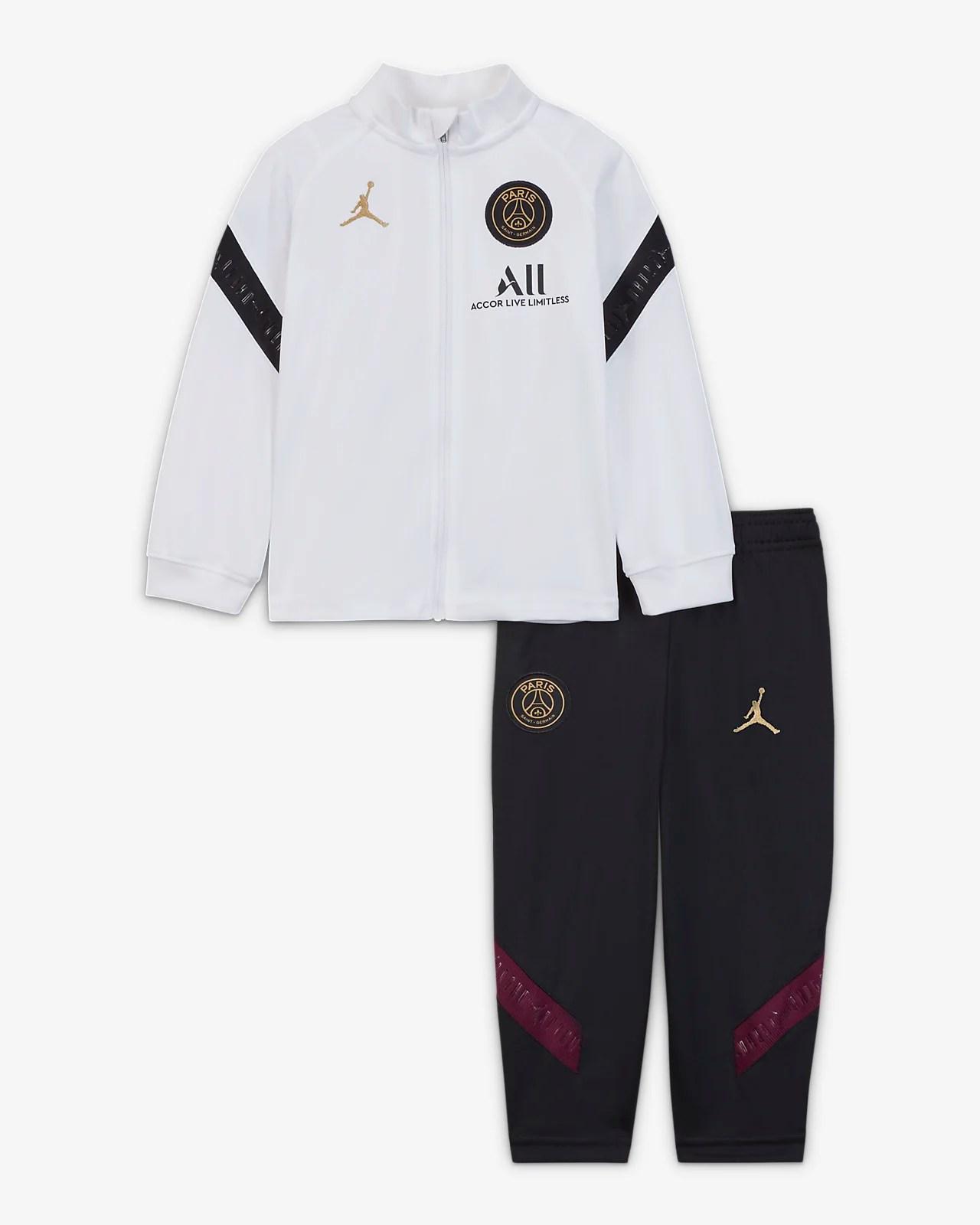 paris saint germain strike strick fussball trainingsanzug fur kleinkinder