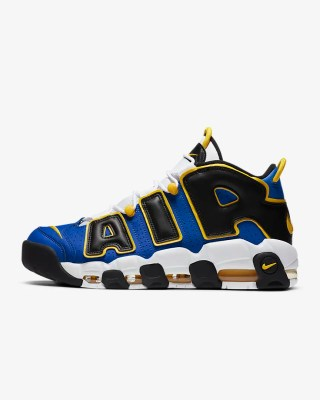 Nike Air More Uptempo 'Love, Peace & Basketball'