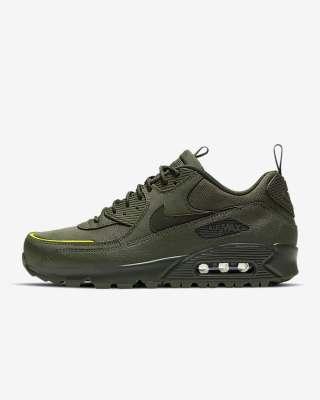 Nike Air Max 90 Surplus 'Sequoia / Lemon Venom'