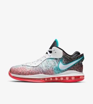 Nike Lebron 8 V2 low 'Miami Nights'
