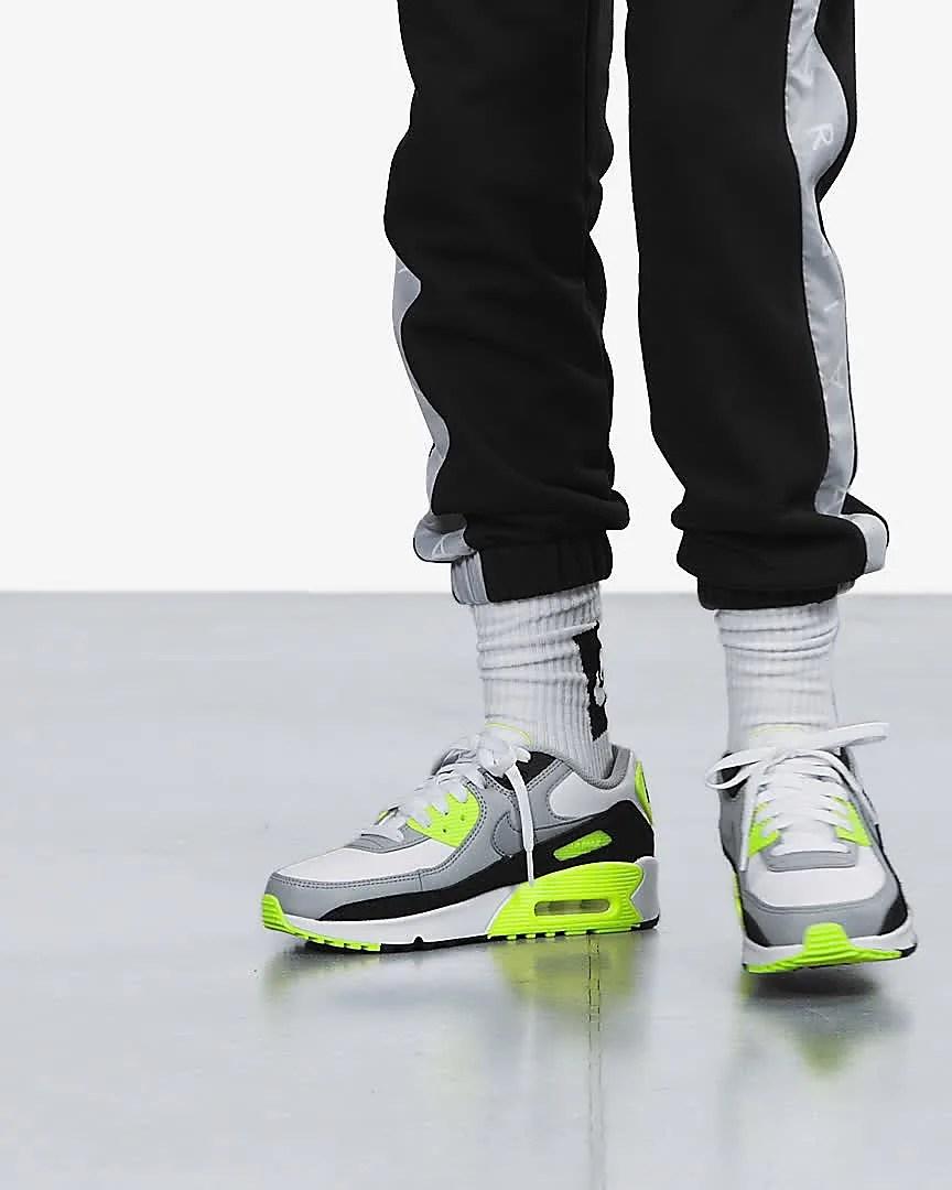 chaussure nike air max 90 ltr pour enfant plus age
