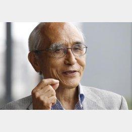 元広島平和研究所所長の浅井基文氏(C)日刊ゲンダイ
