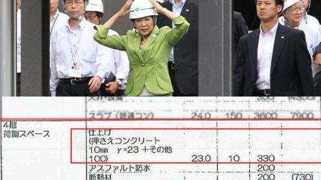 """移転撤回の決定打 豊洲新市場に耐震不足""""違法建築""""の疑い"""