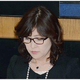 稲田防衛相は全国戦没者追悼氏式を欠席(C)日刊ゲンダイ