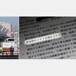 建設費3倍増のカラクリ(C)日刊ゲンダイ