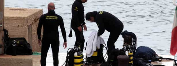Número de mortos em Lampedusa sobe para 211