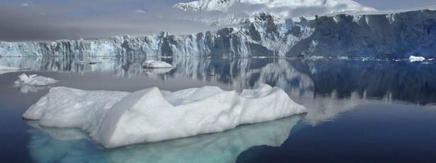 Ano passado registou recorde de degelo no Árctico