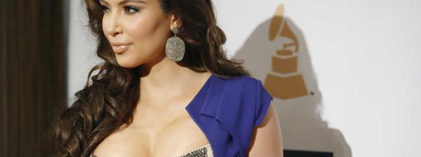 Kim Kardashian quer despir-se... de novo