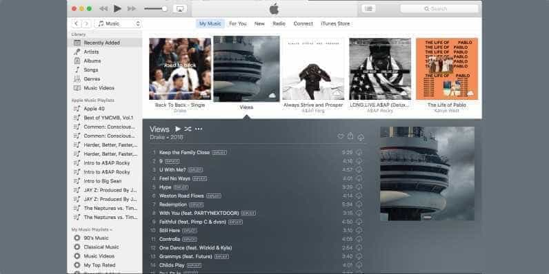 Veja o novo design do iTunes