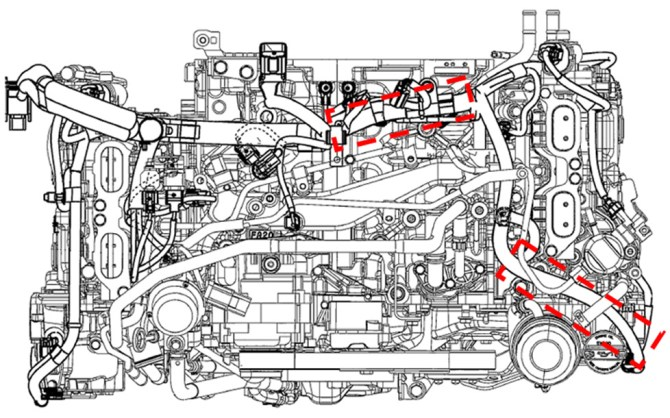 subaru engine wiring  wiring diagram electronwindow