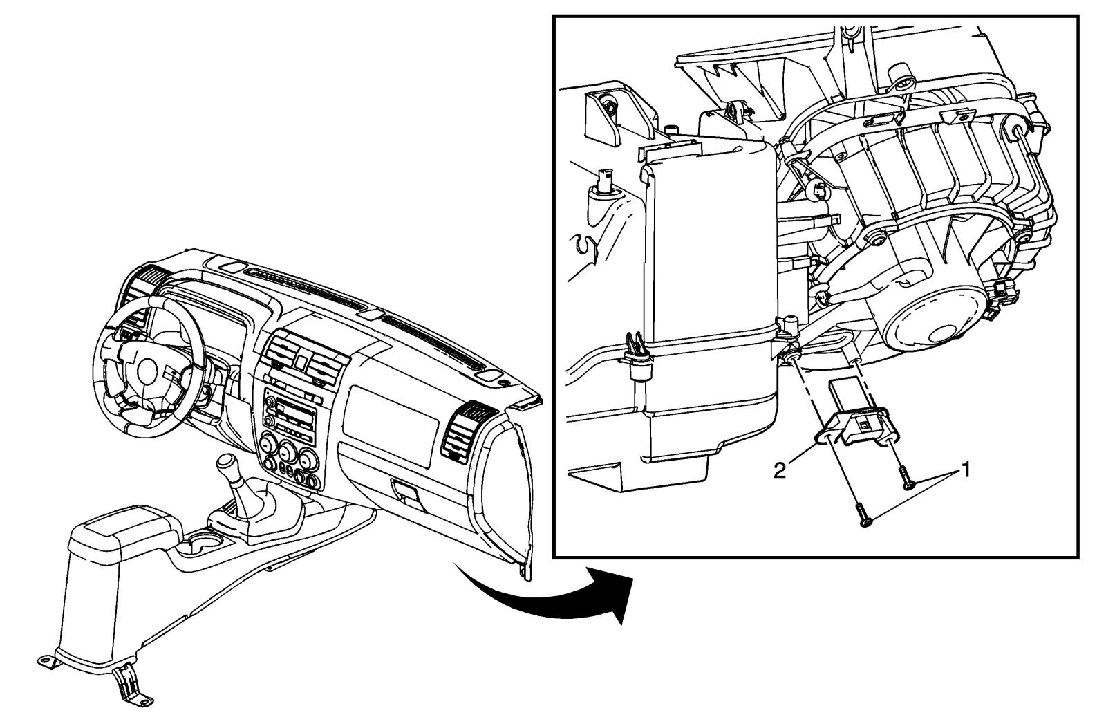 Hvac Connector Wire Failure Hummer