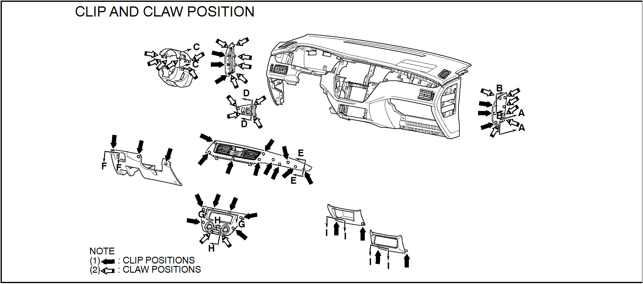 Sr 16 002 Front Passenger Air Bag Inflator