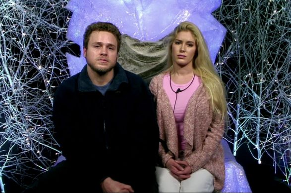 Celebrity Big Brother: Heidi and Spencer Pratt came second on the show in 2013