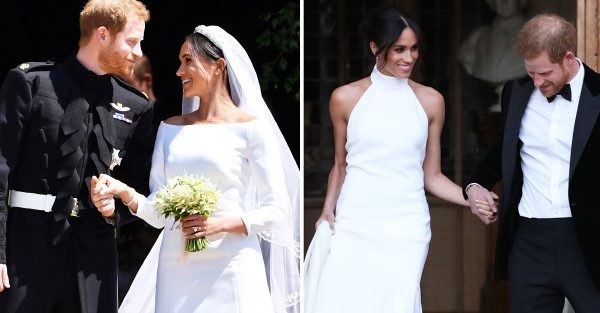 Meghan Markle Evening Gown And Wedding Dress: Favourite
