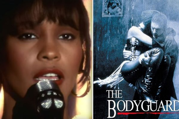 Kevin Costner behind Whitney Houston's most famous hit ...