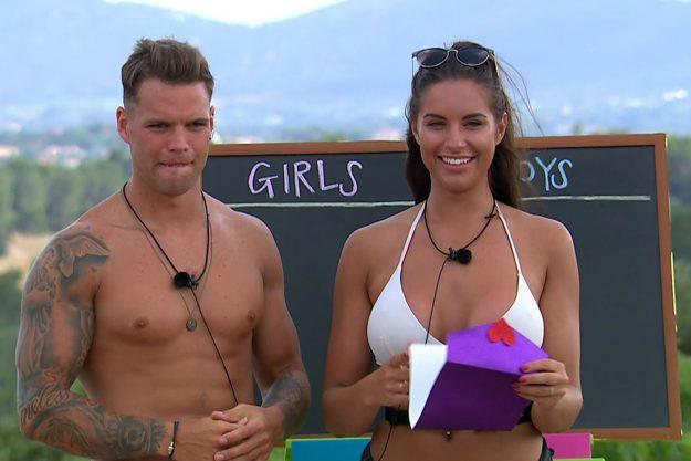 Dominic og Danielle dating bobler dating