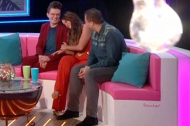 Love Island Aftersun: Vicky Pattison didn't realise Dom Lever could hear her and he had heard her comments about his hand dance