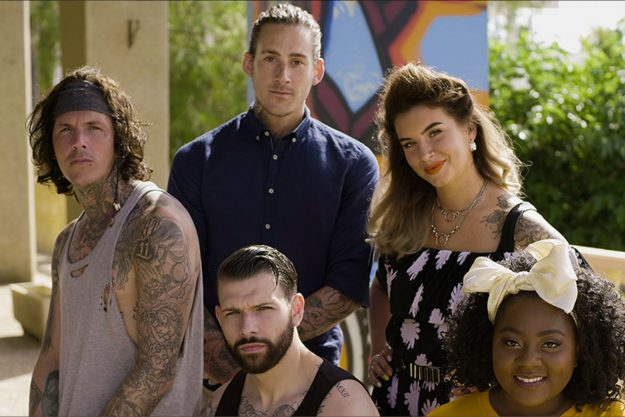 Tattoo Fixers: Glen Carloss has joined the summer series